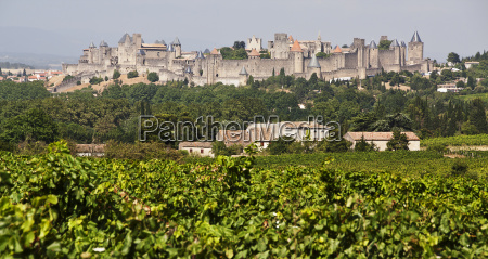 burg carcassonne