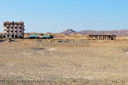 landschaft in aegypten