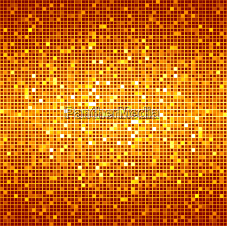 orange red disco matrix background