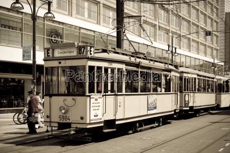berliner strassenbahn