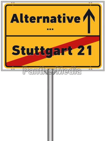 stuttgart 21 und moegliche alternativen
