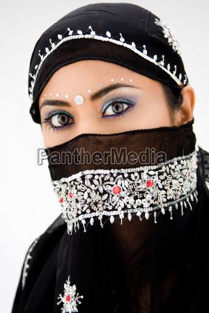 gypsy hindu moslemische frau