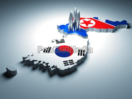 krieg in korea
