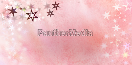 watercolor abstract stars background