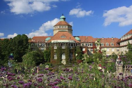 botanischer, garten, münchen - 3965067