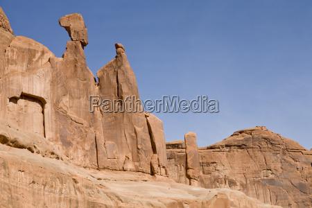 sandsteinfelsen