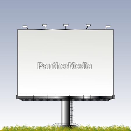 gross outdoor billboard