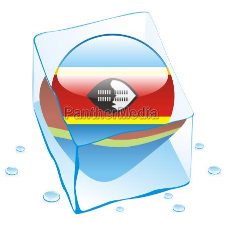 schnupfen erkaeltung katar katarrh illustration fahne