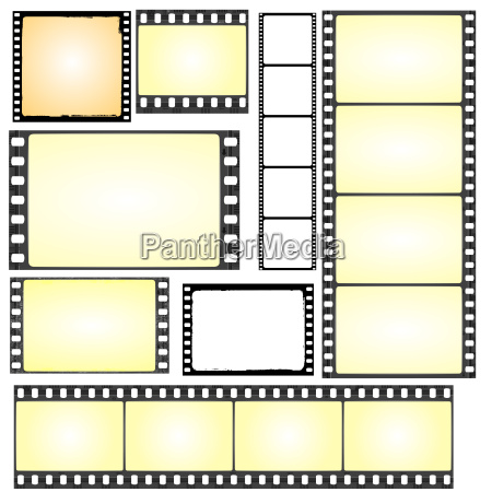 film frames real und grunge