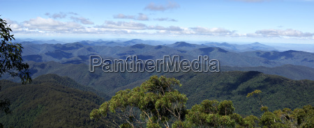 panorama from point lookout