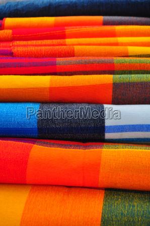 traditionelle textilien