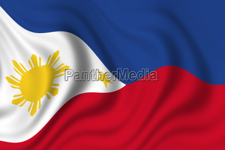 flag of phillipines