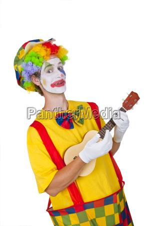 bunter clown