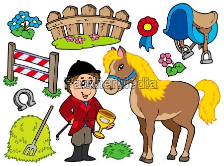 pferdesammlung