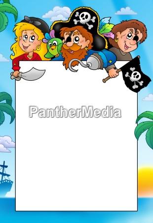 komposition piraten arrangement pirat aufsatz seeraeuber