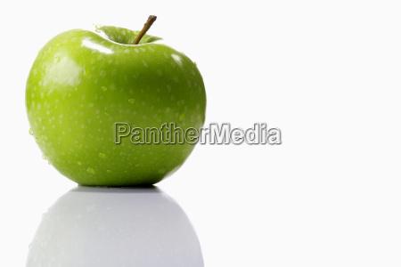 gruener apfel