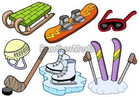 wintersport kollektion