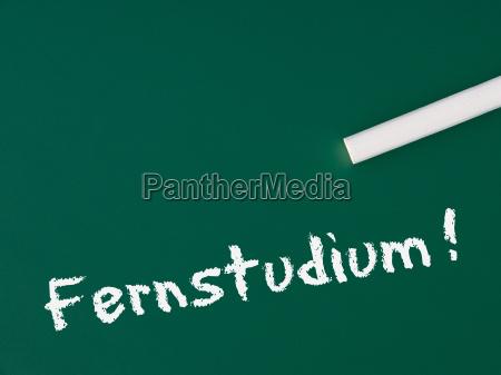 fernstudium