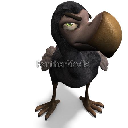 very funny toon dodo bird