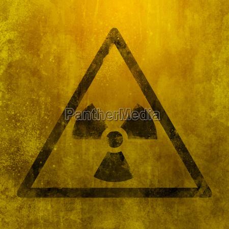 gefahr gefahren gefaehrdung krebs strahlung radioaktiv