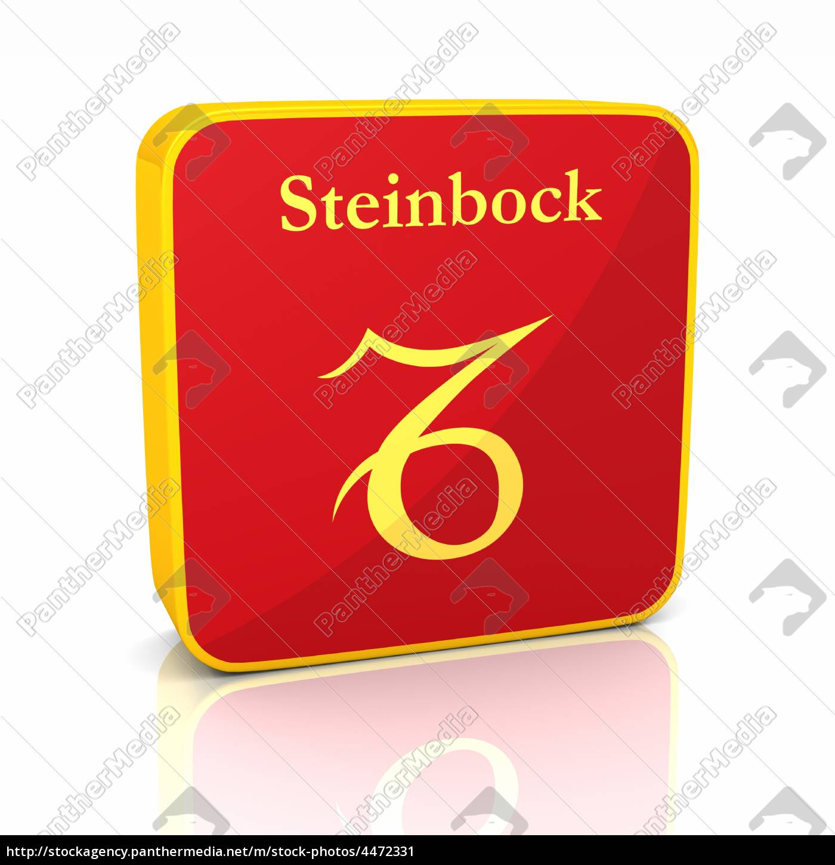 Steinbock sternzeichen zeichen für Steinbock (Tierkreiszeichen)