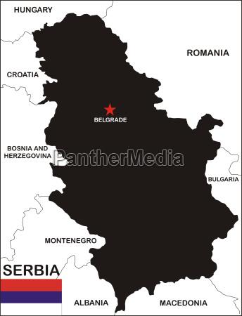 himmelskarte globus atlas weltkarte landkarte serbien