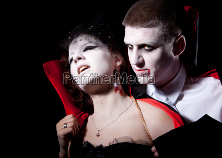 vampir paar bissen