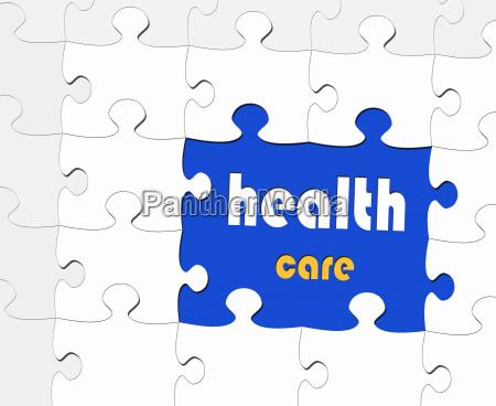healthcare puzzle