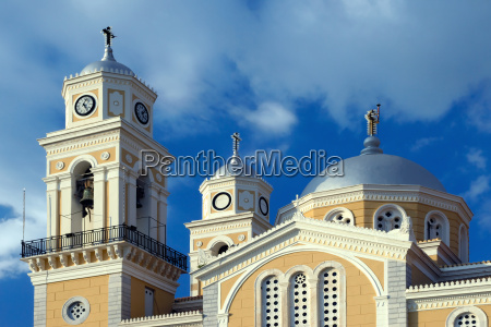 greek orthodox cathedral in kalamata greece
