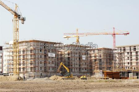 neues stadtviertel entsteht
