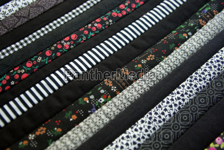 stoff stoffmuster patchwork muster schwarz gemustert