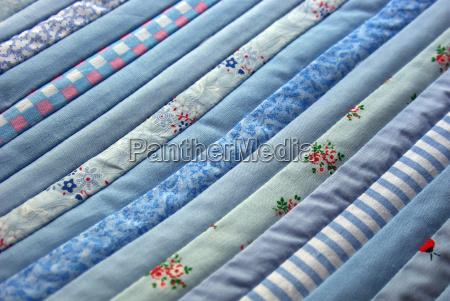 stoff stoffmuster patchwork muster blautoene gemustert