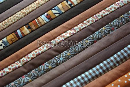 stoff stoffmuster patchwork muster braun gemustert