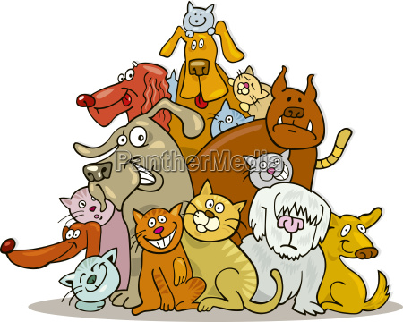 cats and dogs gruppe