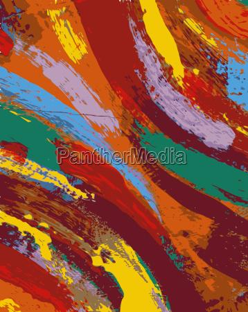 abstrakte malerei hintergrund