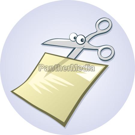 funny scissors