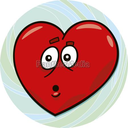startled heart