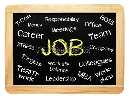 job business and success concept