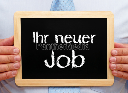 your new job success and