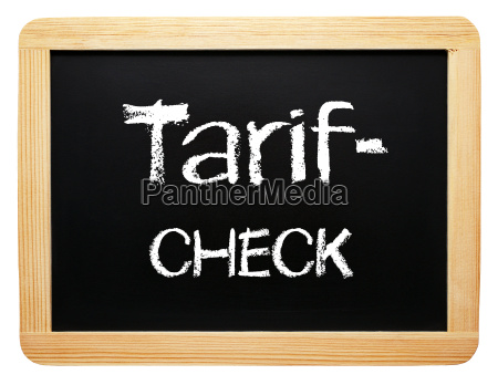 tariff check cut costs and