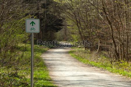 fahrradweg 3513