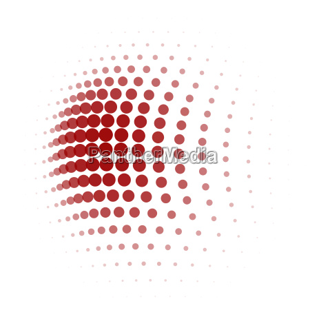 abstract dots grid background