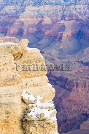 grand canyon national park arizona usa