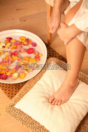 feet in rosenbad