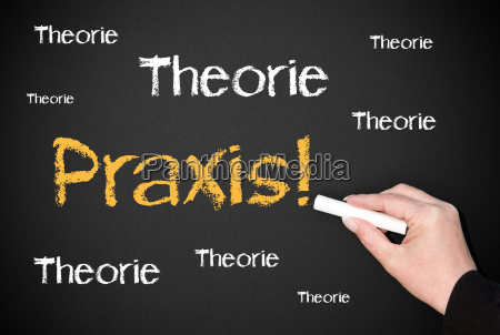 theory and practice business concept