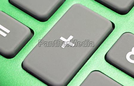 pocket calculator green calculators