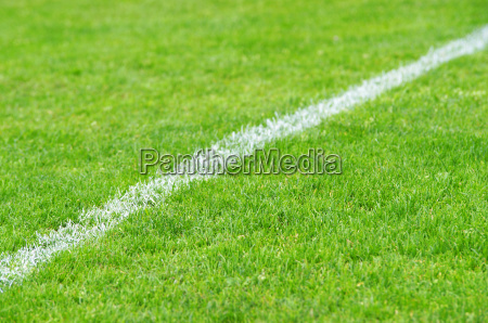 fussball seitenlinie diagonal soccer