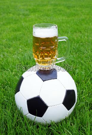 fussball bier soccer