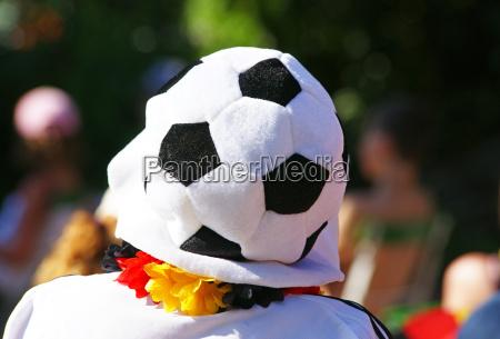 public viewing fussball fan