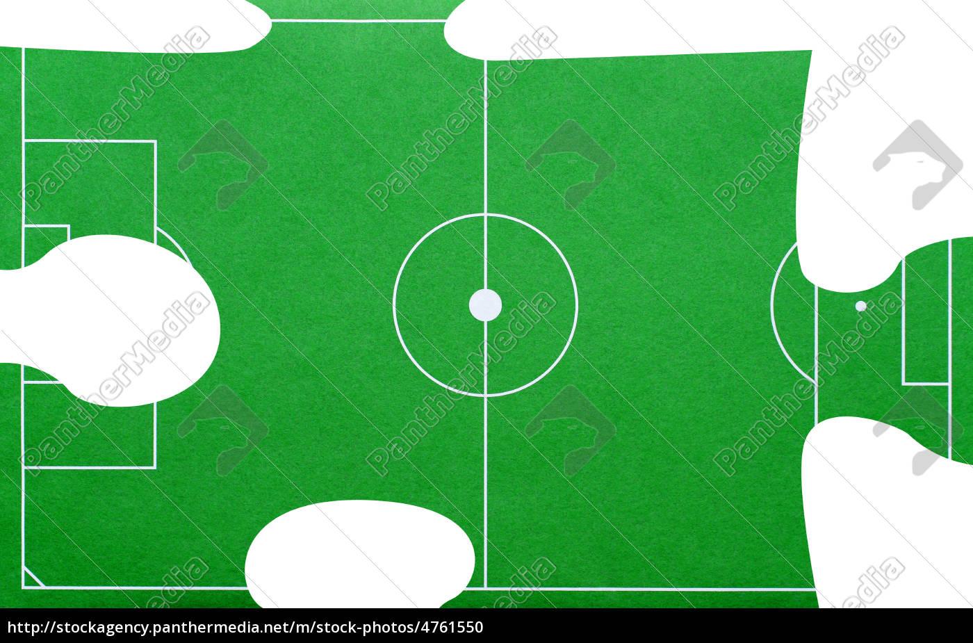 Stock Bild 4761550 Football Soccer Fussball Puzzle